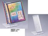 Desk Top Display Stand (A4 / Letter) manufacturer & Supplier