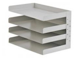 4 Levels Metal Document Tray manufacturer & Supplier