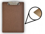 Masonite Clipboard W / Low-Profile Clip (Two side smooth)) manufacturer & Supplier