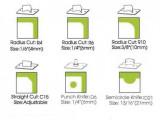 Knife For Kwik Change Corner Cutter manufacturer & Supplier